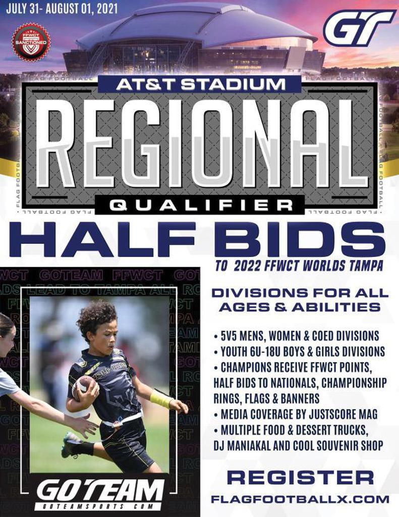 AT&T Stadium Flag Football Tournament