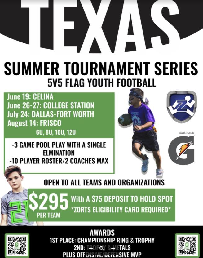 Texas Summer Tournament Series